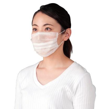 食品工場等の蒸れ対策にオススメの1.5層マスクのご紹介です。